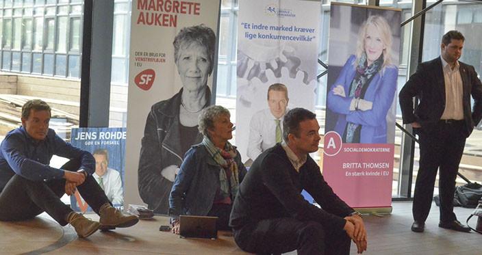 EU-kandidater 2014
